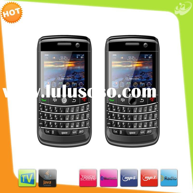 2100MHZ 3G WCDMA Dual sim card qwerty mobile phone (3G9700)