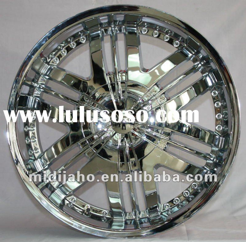 22*9.5 Chrome Alloy Wheel---Factory Supply