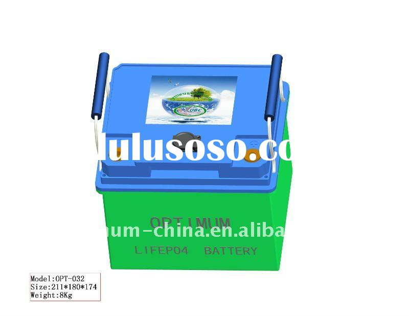 24V 24AH LiFePo4 battery pack for electric robot/e-wheelchair