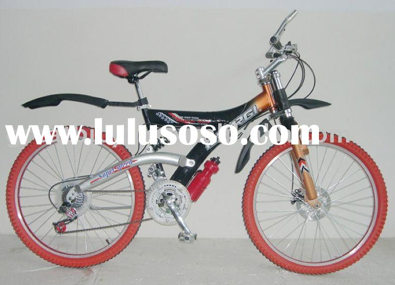 "26"" suspension mountain bicycle(suspension bicycle suspension bike mountain bicycle)"