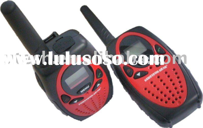 2 Way Radio TR3100, Walkie Talkie, FRS/PMR/LPD walkie talkie