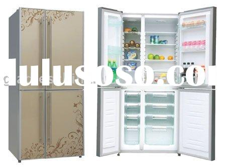 358L Side-by-Side Manual defrost refrigerator with CE CB CCC(GLR-D358GC)