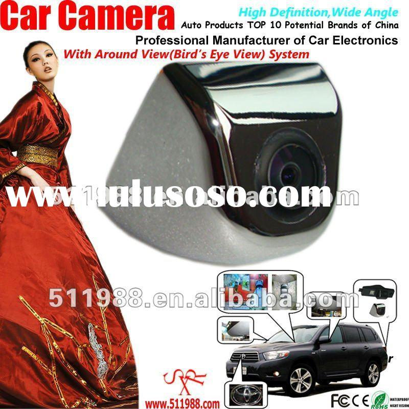 360 Degree Bird's Eyes View Around View car camera for Toyota Highlander
