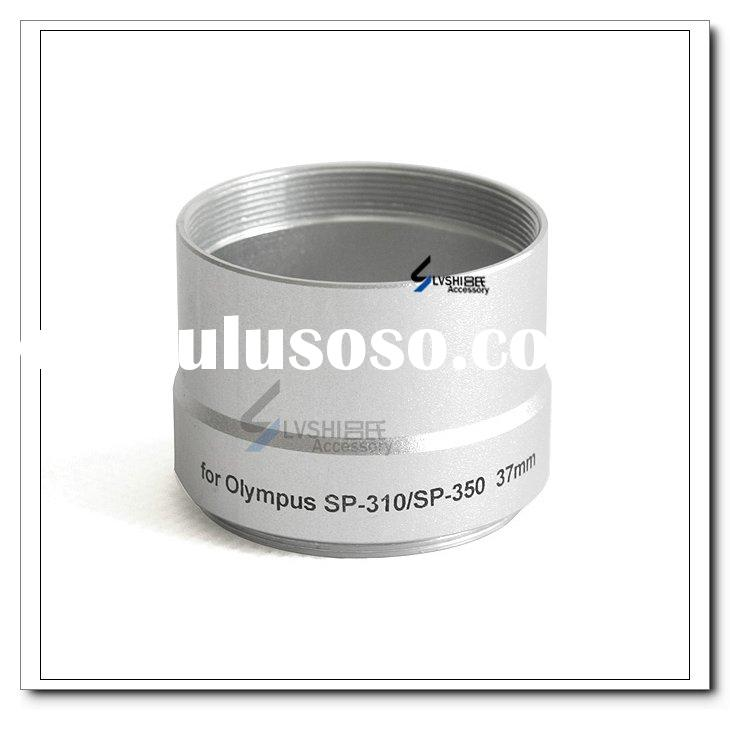 37mm Lens Adapter Tube For Olympus SP-310/SP-350 digital camera