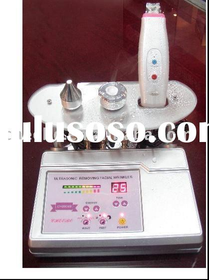 3 in 1 Ultrasonic skin beauty machine skin care equipment