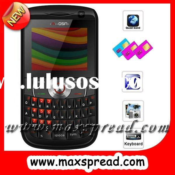 3 sim card mobile phones S9900+ with tv