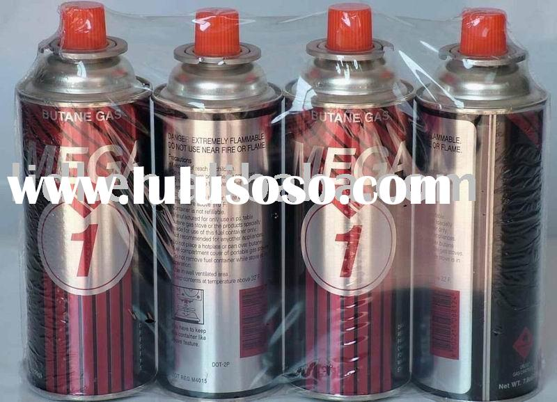 400ml 220g china butane gas cartridge,gas cartridge,portable gas cartridge