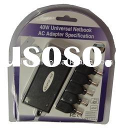 40W MINI Universal Laptop AC adapter