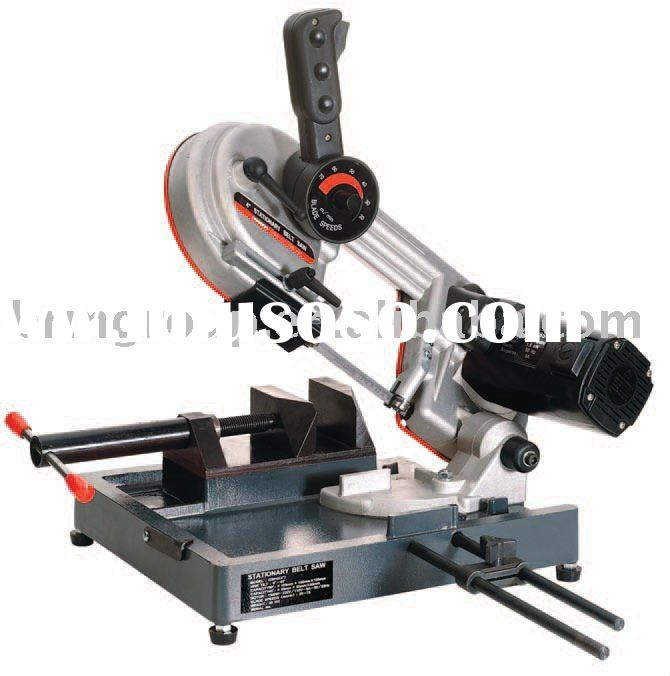 "4"" Metal cutting band saw machine, Metal band saw BM20408"