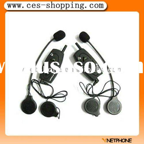 500m motorcycle helmet bluetooth walkie talkie