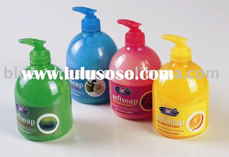 500ml liquid toilet hand wash antibacterial detergent