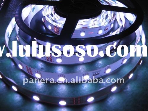 5050TYPE 3-CHIPS SUPER BRIGHT SMD LED FLEXIBLE LIGHT RIBBON REEL/STRIP