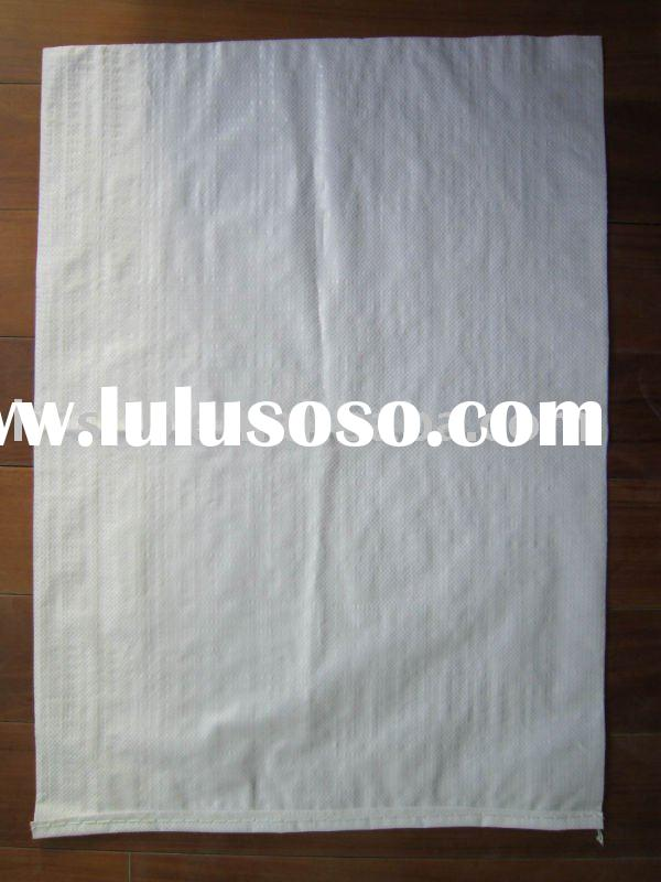 50kg PP Woven Grain Bags (for Maize, Rice, Fertilizer etc)