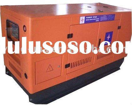 5KW-1600KW water cooled Diesel Engine power electric PERKINS diesel generator