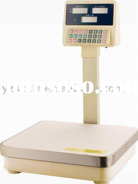 60kg Electronic Weighing, Counting, and Price Scale