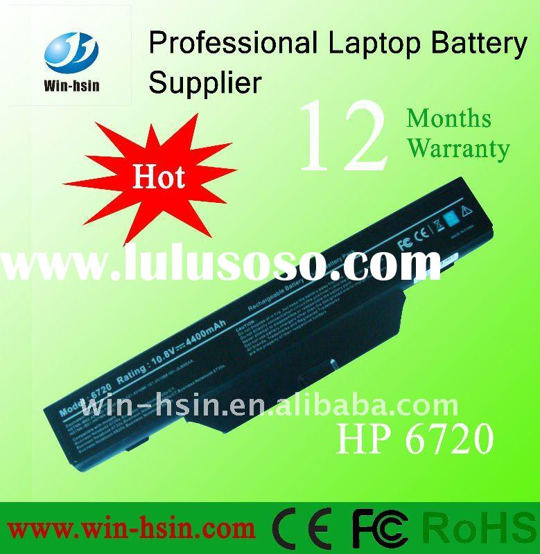 6cell Replacement laptop battery for hp 6730s series