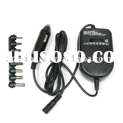 80W DC universal laptop travel charger