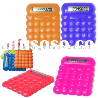 8 digit Calculator,Pocket Calculator,Mini Calculator,Desktop Calculator,Silicon Calculator,Gift Calc