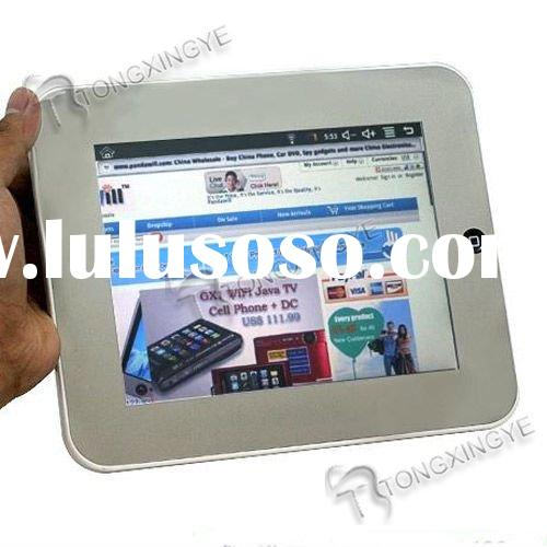 8 inch Touch Screen Tablet PC, Android 2.3, android robot, Laptop,computer,used laptop, Laptop