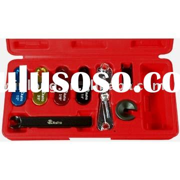 8pc. Fuel & Transmission Line Disconnect Tool Set