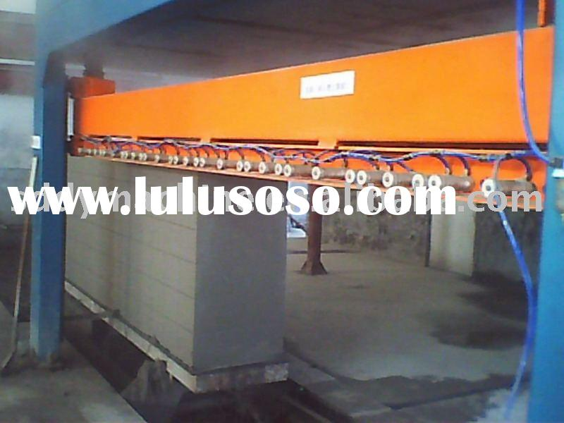 AAC ,block machine,AAC brick machine,foam block machine