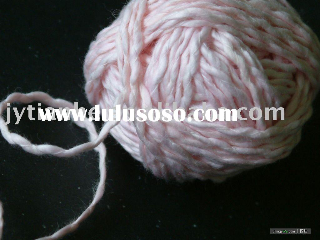 ACRYLIC/ NYLON DYED YARN