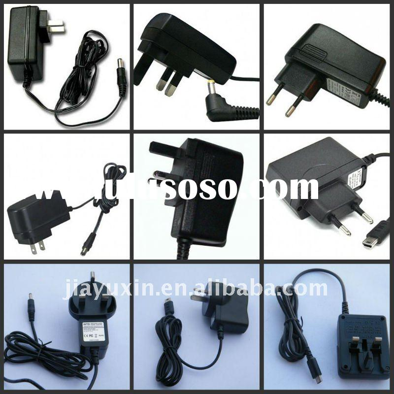 AC/DC adapter with US,EU,Korea,Australia plug