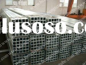 ASTM A500 rectangular steel tube /square tube