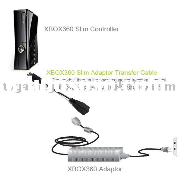 xbox 360 power supply ac adapter xbox 360 power supply ac adapter ac adapter power supply convert cable for xbox 360 slim