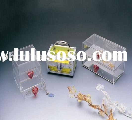 Acrylic Jewelry Box & Case,Acrylic Jewelry Container