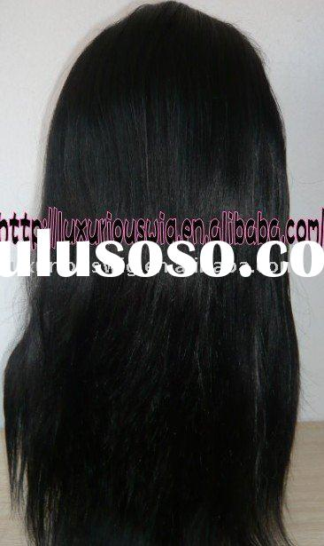 African american affordable lace front wig remy hair