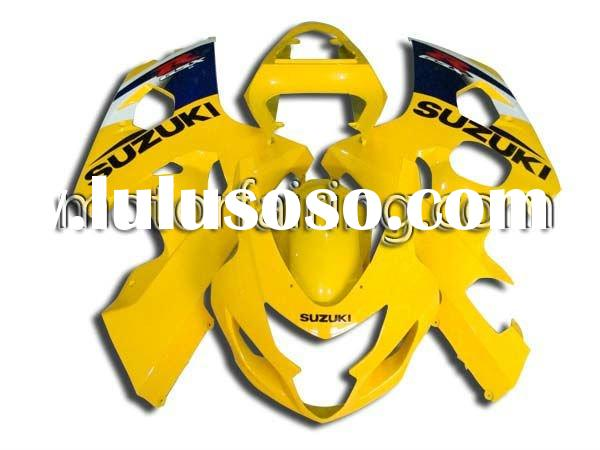 Aftermarket motorcycle full fairings/body cover set for SUZUKI GSXR600/750 04-05