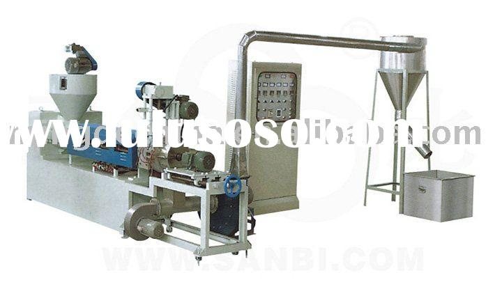 Air Cooling hot cutting recycling machine
