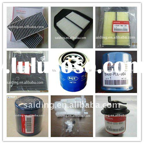 Air Filter/Oil Filter/Fuel Filter For Honda(Odyssey, Civic, Accord, City ,Legent ,SUV etc)