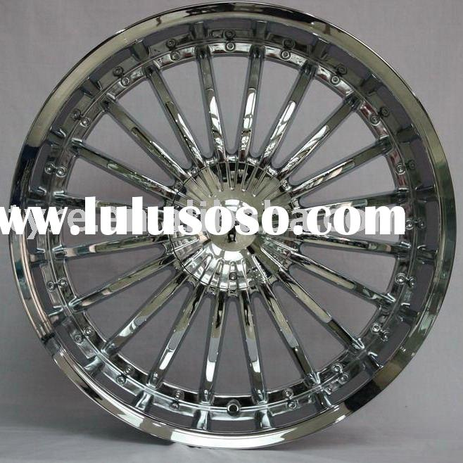 Alloy Wheel chrome