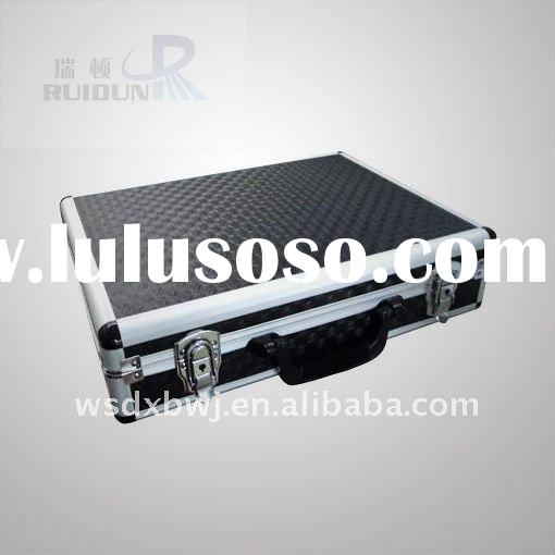 Black Aluminum Briefcase images