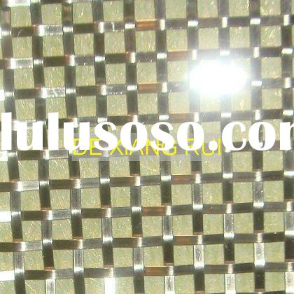 Round Metal Mesh For Computer Grill Round Metal Mesh For