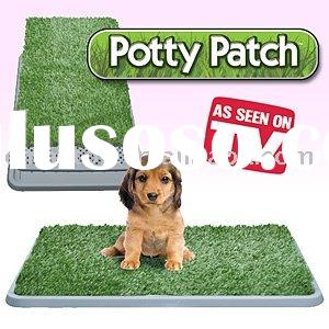 As Seen on TV Pet Dog Training POTTYPATCH