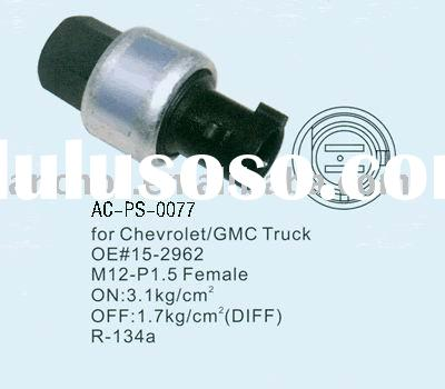 Auto A/C pressure switchs / thermostats / sensors for Chevrolet/GMC Truck ( AC-PS-077 )