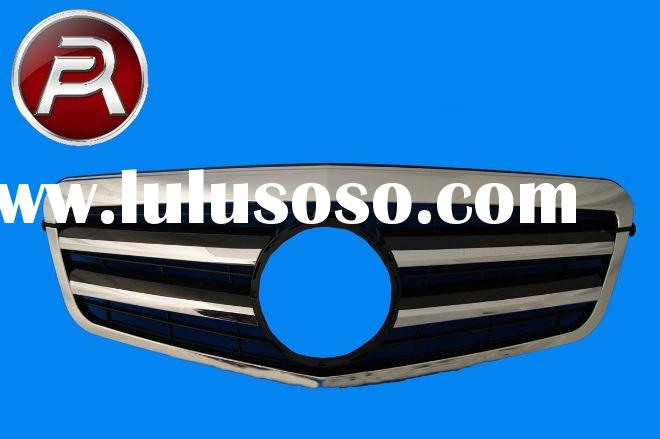 Auto parts accessories-W212 CL BLACK GRILLE
