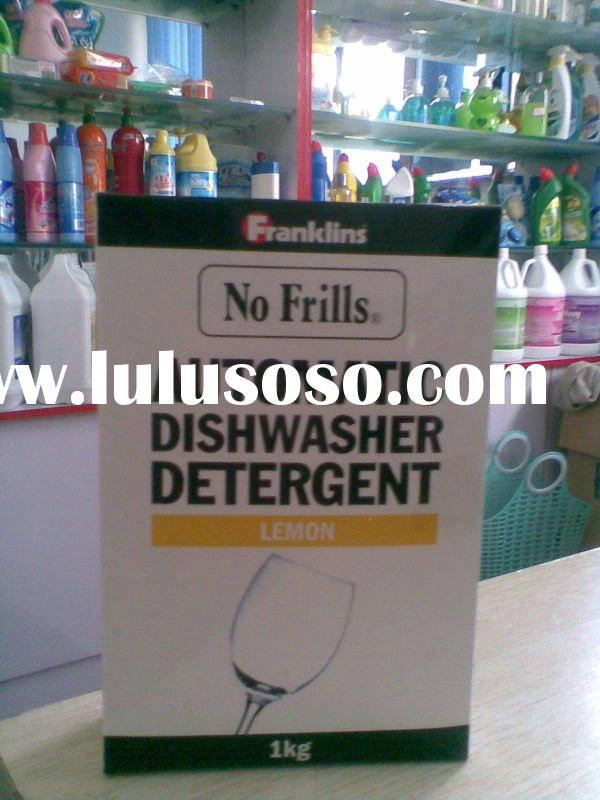 Automatic Dishwasher Detergent