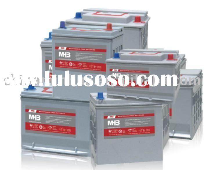 Automobile battery,car battery,four wheeler battery,automotive battery