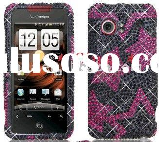 BLING DIAMOND GEM CASE COVER for HTC ADR6300 Protector Cover