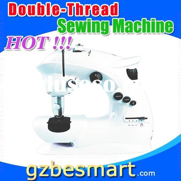 BM120 Double thread sewing machine mini sewing machine manual