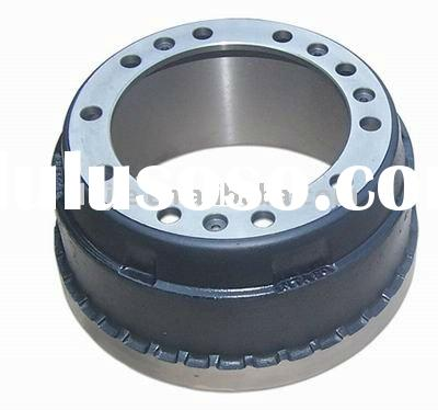 BRAKE DRUM AND WHEEL HUB FOR HINO