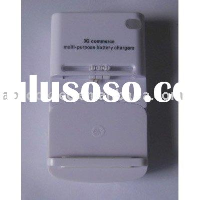 Battery charger universal for cellphone,camera and other electronic products