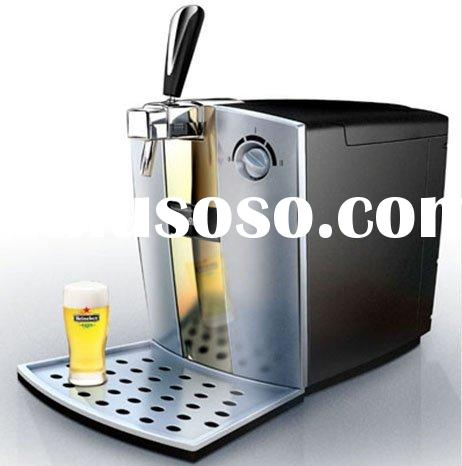 Beer Cooler with LCD display