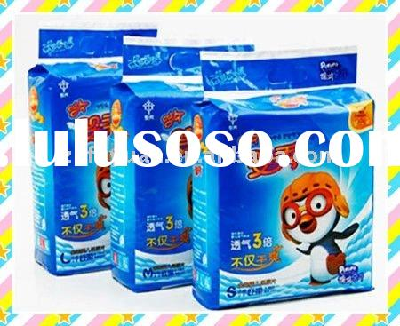 Best Seller, Korea Brand PORORO Baby diaper, baby nappy, baby disposable diaper