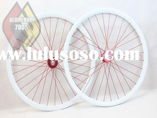 Bewer Fixed Gear Bicycle Alloy Wheel Set /Bicycle Parts