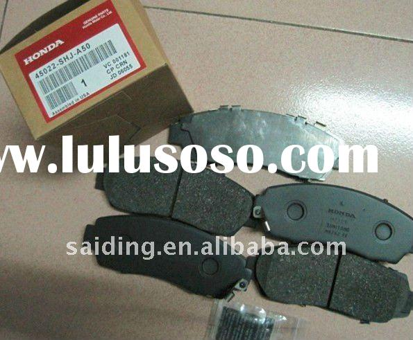 Brake Pad For Honda Odyssey 45022 SHJ A50 For Sale   Price,China  Manufacturer,Supplier 649461